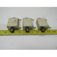 ULTRA QUICK NV 100U 35A Fuse 660V 440V 25kA  Lot of 3