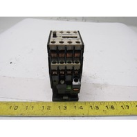 Siemens 3TH82-62-0A Contactor 120V Coil