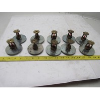 "Viking Pendant 589A 155°F 68°C Fire Suppression Sprinkler Head 3/4"" NPT Lot/10"