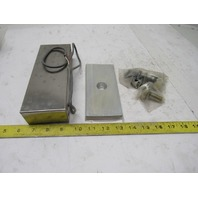 Securitron M62C-24 Magnalock 62-24VDC Electromagnet Senstat Contact Door Lock
