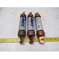 Littelfuse FLSR 200 ID 200 Amp Fuse 600V Indicator Lot of 3
