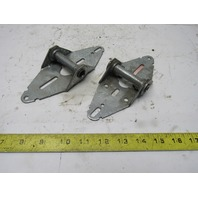 Heavy Duty Commercial Garage Door Hinge #1 Lot Of 2