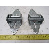Heavy Duty Commercial Garage Door Hinge #2 Lot Of 2