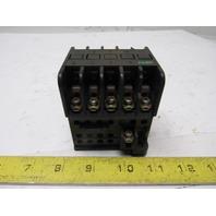 Fuji SRC3631-5 Magnetic Contactor 100/110V Coil 5 Pole