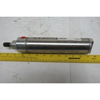 "2"" Bore 6"" Stroke 5/8"" Rod Double Acting Cylinder 250PSI"
