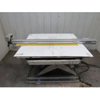 "IA Intelligent Actuator IF-M-200-1400-1L-W Belt Drive Linear Actuator 50"" Travel"