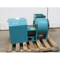 Twin City Fan & Blower Size 122 Backward Incline Blade Belt Drive 208-230/460V