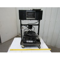 Olec/Oliter Assembly LT1 Lamp Head PA91 Photo Cell AL55 Power Supply W/ Cart