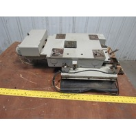 Mitsubishi DWC-80 Wire EDM X-Y Axis Work Holding Table & Screw Assembly