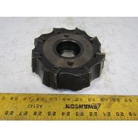 "Valenite VMC-80-6-0608RA 6"" Carbide Indexing Face Mill 8 Flute 1-1/2"" Arbor"
