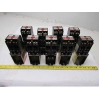 Allen Bradley 700DC-PK800Z24 Control Relay 24VDC Coil Lot of 9