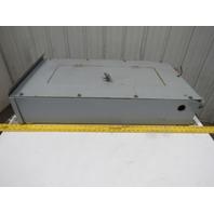 Cutler Hammer PRLZ 480Y/277V 3Ph 225A Load Center Rain Proof Breaker Panel