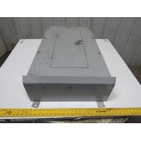 Cutler Hammer PRL2A 480Y/277V 3Ph 225A Load Center Rain Proof Breaker Panel