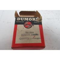 Dumore 640-001 115V 0.4 Ohm Solenoid Assembly