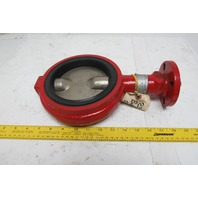 "Flow Line Series 70 5"" Wafer Type Butterfly Valve EPDM Seal"