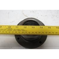 "5"" OD 2-8 Pitch Thread Scroll Lathe Flat Back Chuck Adapter Plate"