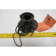 Niagara Q7355 1E33 Clutch Wheel Plate Spring Assembly 26T Spline Gear Bore