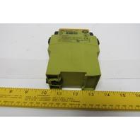PILZ 777500 PNOZ XV2P 30/24VDC 2n/o 2n/ot Relay Module