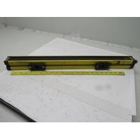 SICK MSLS02-25071 Safety Light Curtain Sender 24V Type 4 23MM Beam