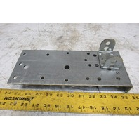 Industrial Garage Door Stationary Roller Bracket Right Side