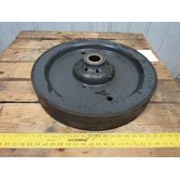 "Loshbough Jordan No.2 15 Ton Power Punch Press Flywheel Assembly 2-1/4"" ID Bore"