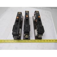 EFEN S730 100A 600V Ceramic Fuse Block Holder 1 Pole Lot of 3
