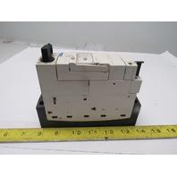 Telemecanique Tesys Luca05FU 600V 10Hp 3Ph Manual Starter Overload 1.7-5.0A