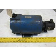 Clark P56SD700 Forklift Electric Motor 36/48VDC W/Barns 6392 Hydraulic Pump