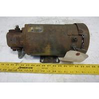Hyster E50XL-32 Fork Lift Electric Motor 36/48VDC W/ Hydraulic Pump