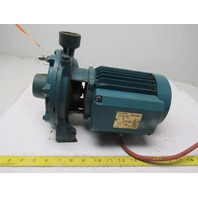 "Calpeda Montorso NMD 20/110ZE 3/4Hp Centrifugal Pump 254/440V 3Ph 60Hz 1-1/4""x1"""