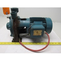 "Siemens Dematic NMD 20/110Z 3/4Hp Centrifugal Pump 254/440V 3Ph 60Hz 1-1/4""x1"""
