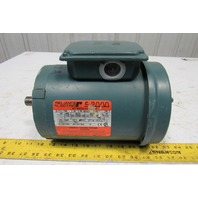 "Reliance P14H1448S 1Hp 1725RPM 208-480V 60Hz 7/8"" Shaft FB143TC AC Motor"