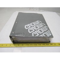 Crown TSP 7000 Series Narrow Aisle Forklift Maintenance Service & Parts Manual