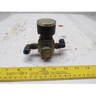 "SMC AR20-02H Pneumatic Air Regulator 1/4""NPT 0-0.5MPA"