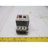 Moeller PKZM 1-4 575V 3Hp Thermal Magnetic Circuit Breaker