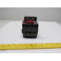 Square D 8536SCO3V02H20S 600V 10Hp 27A Non Reversing Contactor 110V Coil