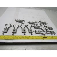 """Erico BC812M 1/2""""-3/4"""" Steel Conduit Beam Clamp Lot Of 11"""