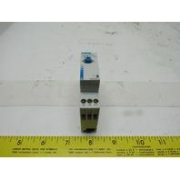 Crouzet MCR188826135 Off Delay Timing Relay 1-10s 1-10m 1-100h 24VDC 24-240VAC