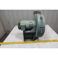 "3HP Cast Aluminum Centrifugal Blower 208-230/460V 3Ph 3450RPM 7""x6"""