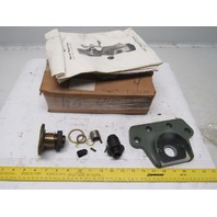 Servo Type 140 End Mill Power Feed Bevel Gear And Other Parts