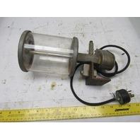 Oil-Rite Solenoid Operated Oil Mist Lubricator 110V