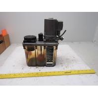 Willy Vogel MFE 5 Lubrication Pump System 432-528V 3Ph 50/60Hz