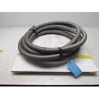 "1"" Aluminum Flexible Convoluted Wire Conduit 30'"