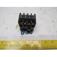 Kraus & Namer R10 701 Contactor 600V 4 Pole 16A 5Hp