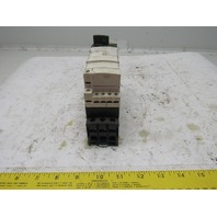 Schneider TeSys LUCA05FU 600V 10Hp 3Ph Manual Starter Overload 1.7-5.0A
