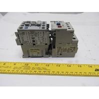 Allen Bradley 100-C09D10 Contactor W/AB 193-EECB Ser. C Overload Relay