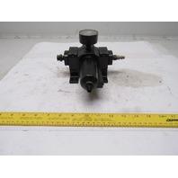 """Norgren B73G-2AK-AD3-RMN Filter Regulator 1/4"""" NPT W/Mounting Kit"""