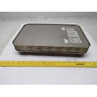 "SWEP B35Hx16/P-SC-S 010073.0 Industrial Heat Exchanger 2"" NPT"