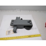 "Wildeck LL3336 Upper Right Hand Wheel Block 5-1/2"" Phenolic"