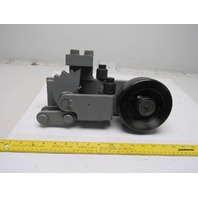 "WildDeck LL3336 Upper Left Hand Wheel Block 5-1/2"" Phenolic"